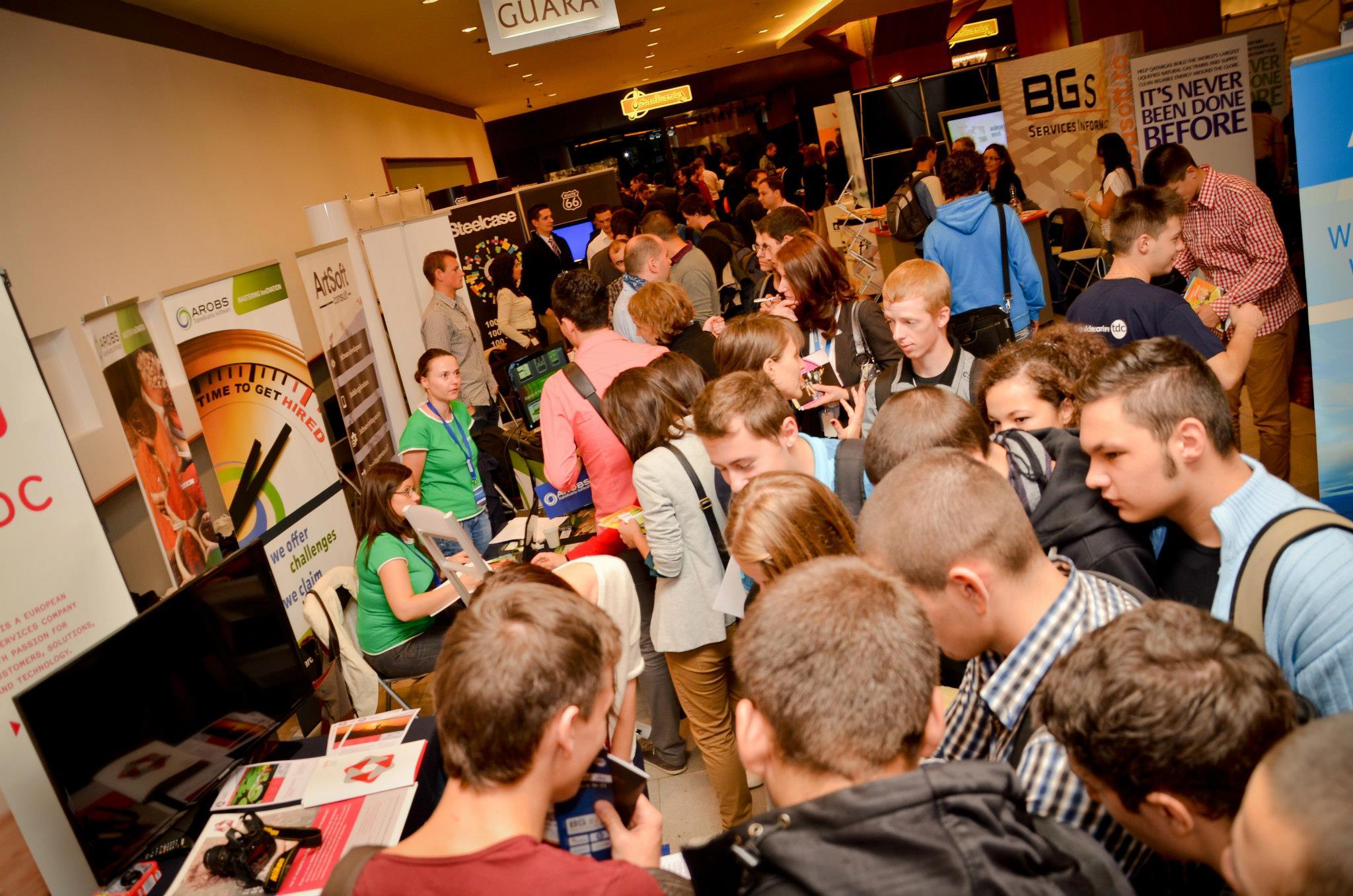 În mai are loc cea de-a doua ediție eJobs Expo 2013