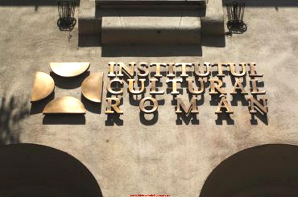 Institutul Cultural Român pune la bătaie burse de peste 99.000 de lei