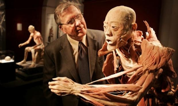 """Ziua Porților Deschise pentru profesori, la expoziția """"The Human Body"""""""