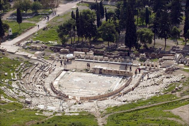 Teatrul din Dionysus