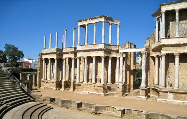 Teatrul-din-Merida