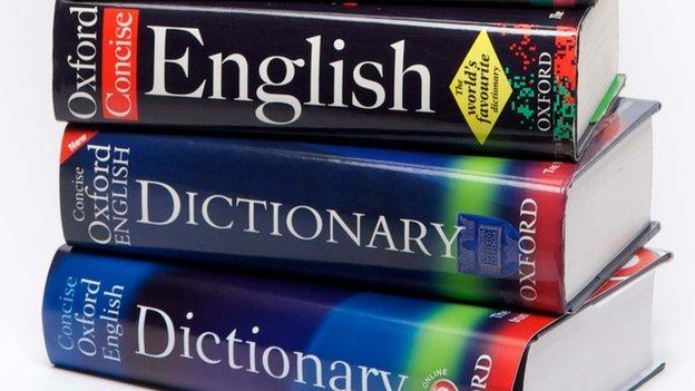 Celebrul dicționar Oxford și-a încălcat propriile reguli pentru Twitter