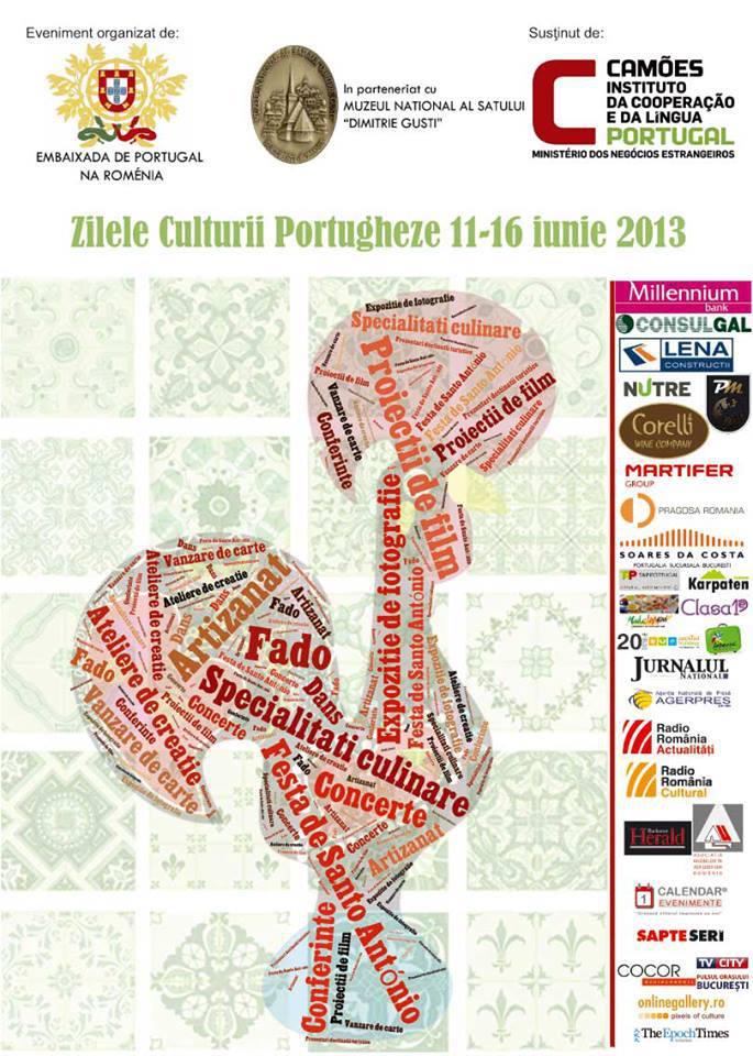 Zilele Culturii Portugheze se țin la Muzeul Satului
