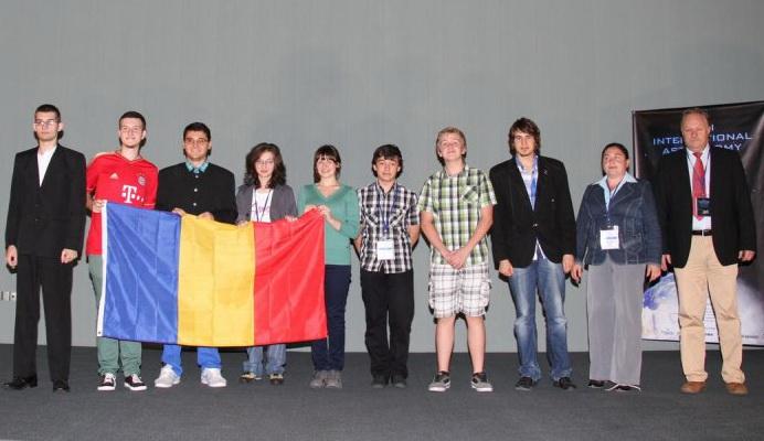 Palmares istoric pentru România la Olimpiada Internațională de Astronomie: Șapte medalii, două de aur