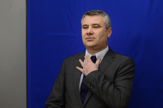 Gigel Sorinel Știrbu a fost propus pentru postul de ministru al Culturii