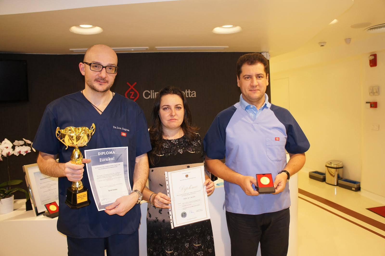 O invenție românească a fost premiată la Târgul de Inovații de la Bruxelles