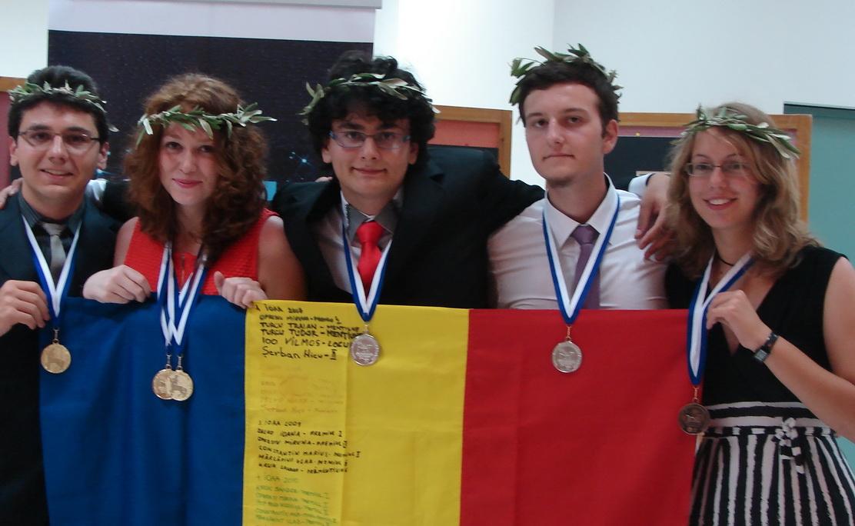 Olimpicii României câștigă tot! Top 10 domenii în care țara noastră a dominat mapamondul în acest an.