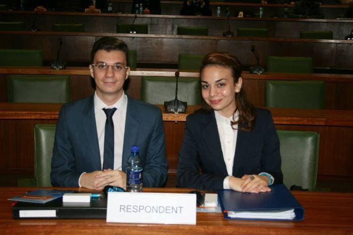 Avem cu ce! Studenții români la Drept au obținut locul II la un concurs european important