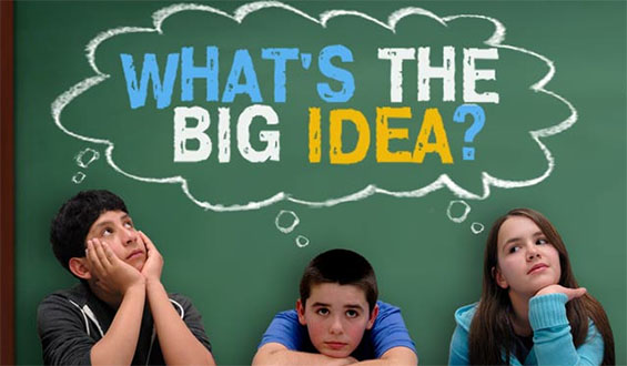 What's the Big Idea? sau cum învață elevii de gimnaziu filosofia