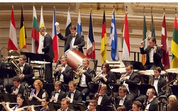 Tinerii muzicieni români sunt invitați să participe la selecția anuală pentru Orchestra Europeană de Tineret