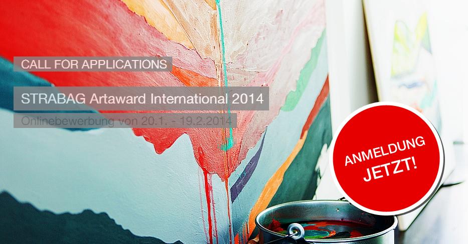Artiștii plastici din România sunt invitați să participe la Strabarg Artaward International 2014