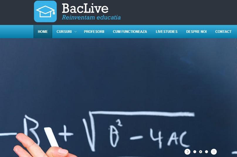 Elevii se pot pregăti online pentru BAC și Evaluarea Națională