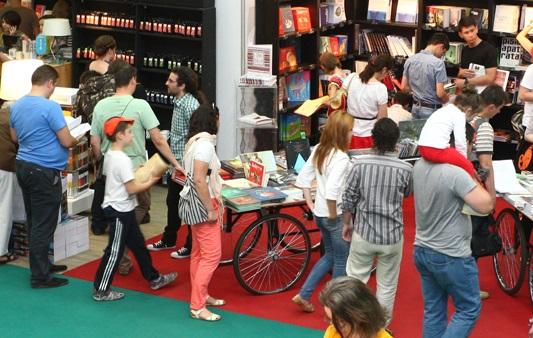 Au început înscrierile la Salonul Internațional de Carte Bookfest