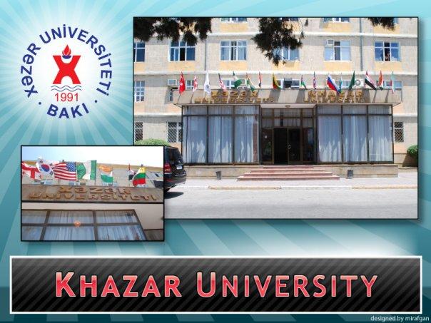 Universitatea Khazar din Azerbaidjan le oferă studenților români burse de studiu