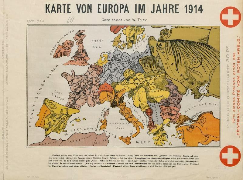 Europeana 1914-1918, povești nespuse din Primul Război Mondial