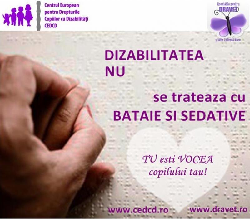 Părinții copiilor cu dizabilități vor fi învățați cum să sesizeze abuzurile din școlile speciale