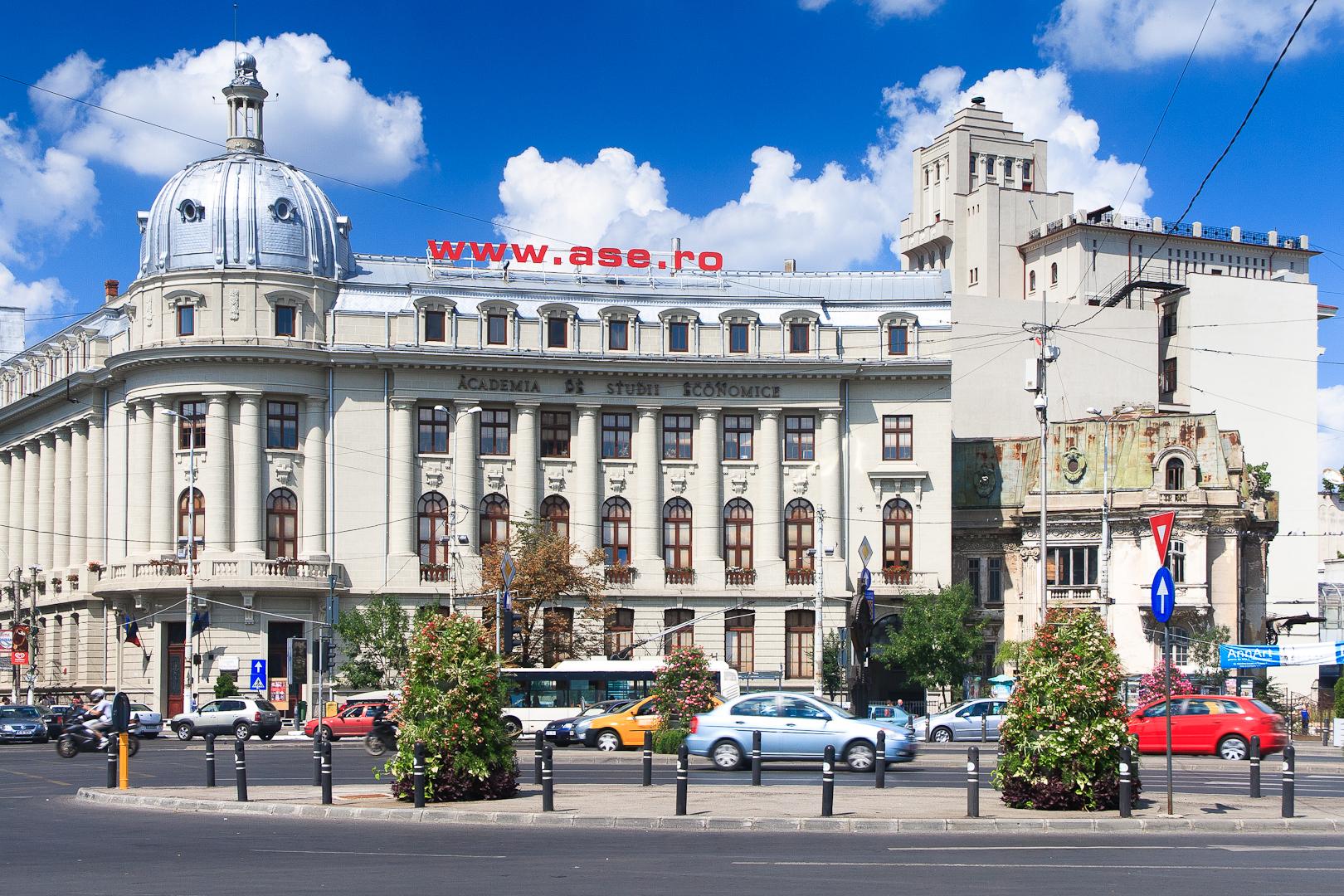 """Academia de Studii Economice din București organizează """"Săptămâna Porților Deschise"""""""