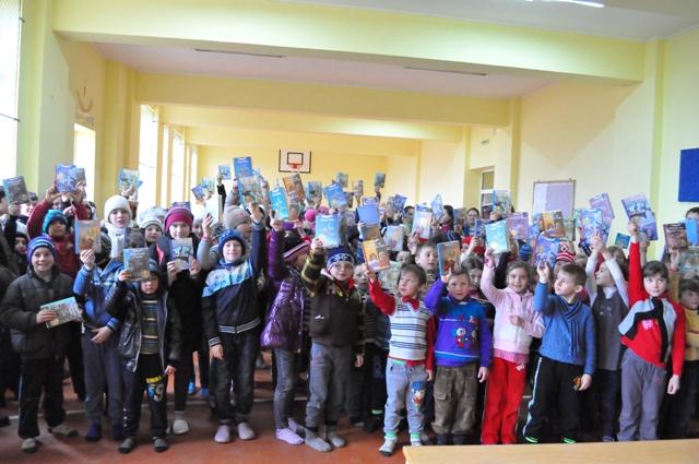 Curtea Veche Publishing a dat startul campaniei de donații de carte