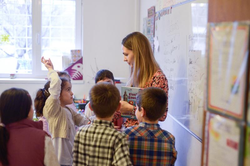 Internship – Coordonator adjunct la Asociația Shakespeare School pentru Educație
