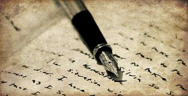 Este Ziua Mondială a Scriitorilor