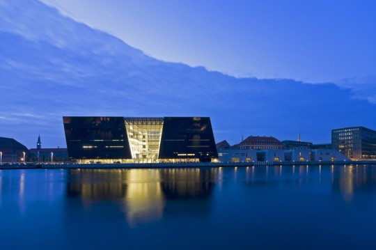 Biblioteca-Regală-a Danemarcei