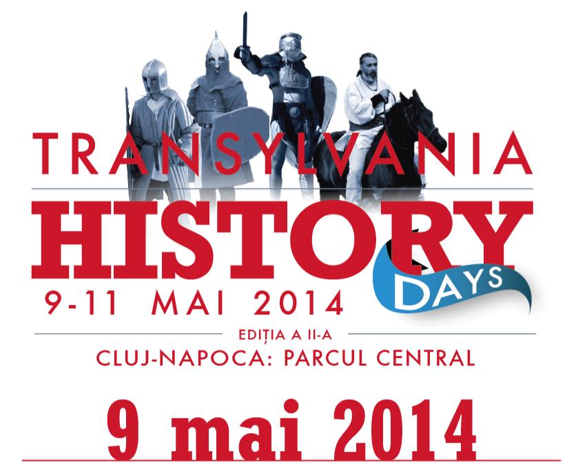 Clujul găzduiește o nouă ediție a Festivalului Transylvania History Day