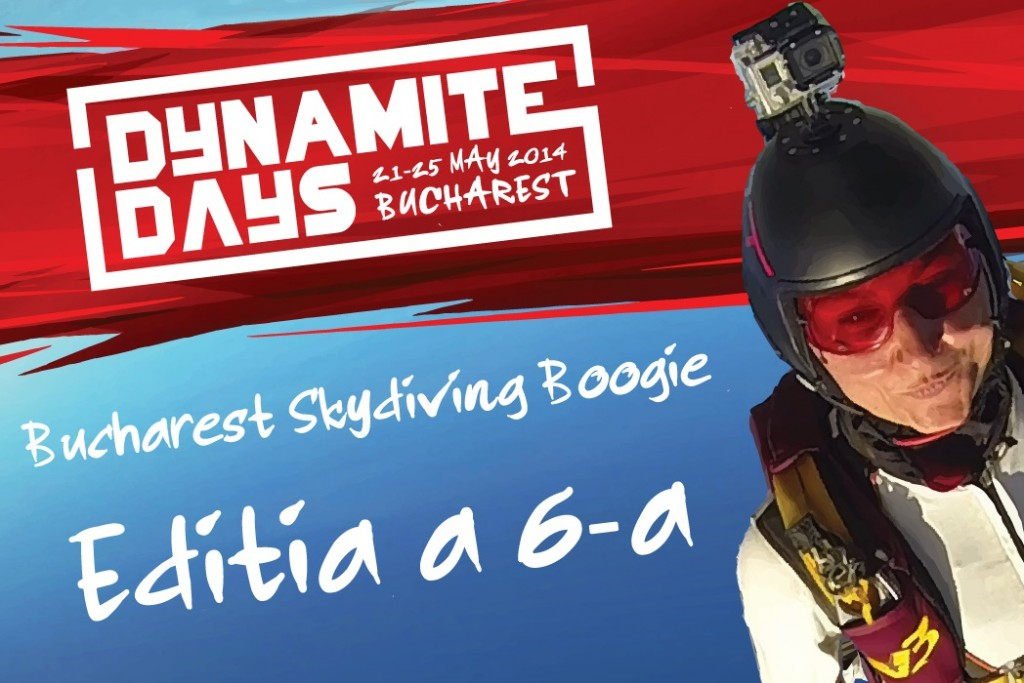 Bucharest- Skydiving-Boogie