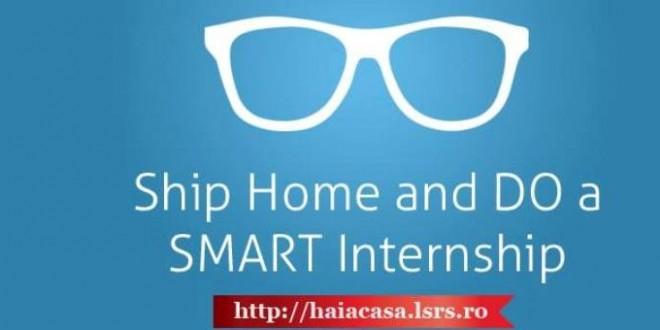 """Liga Studenților Români din Străinătate a dat startul celei de-a doua ediții a proiectului """"SMART Internships"""""""