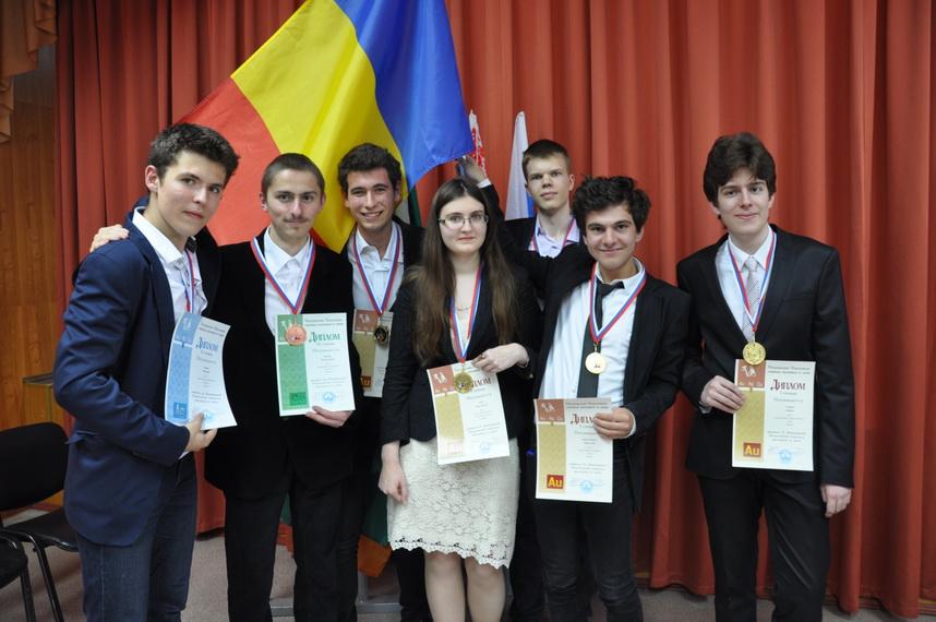Elevii români au câștigat medalii de aur la Olimpiadele Internaționale de Filosofie și Chimie