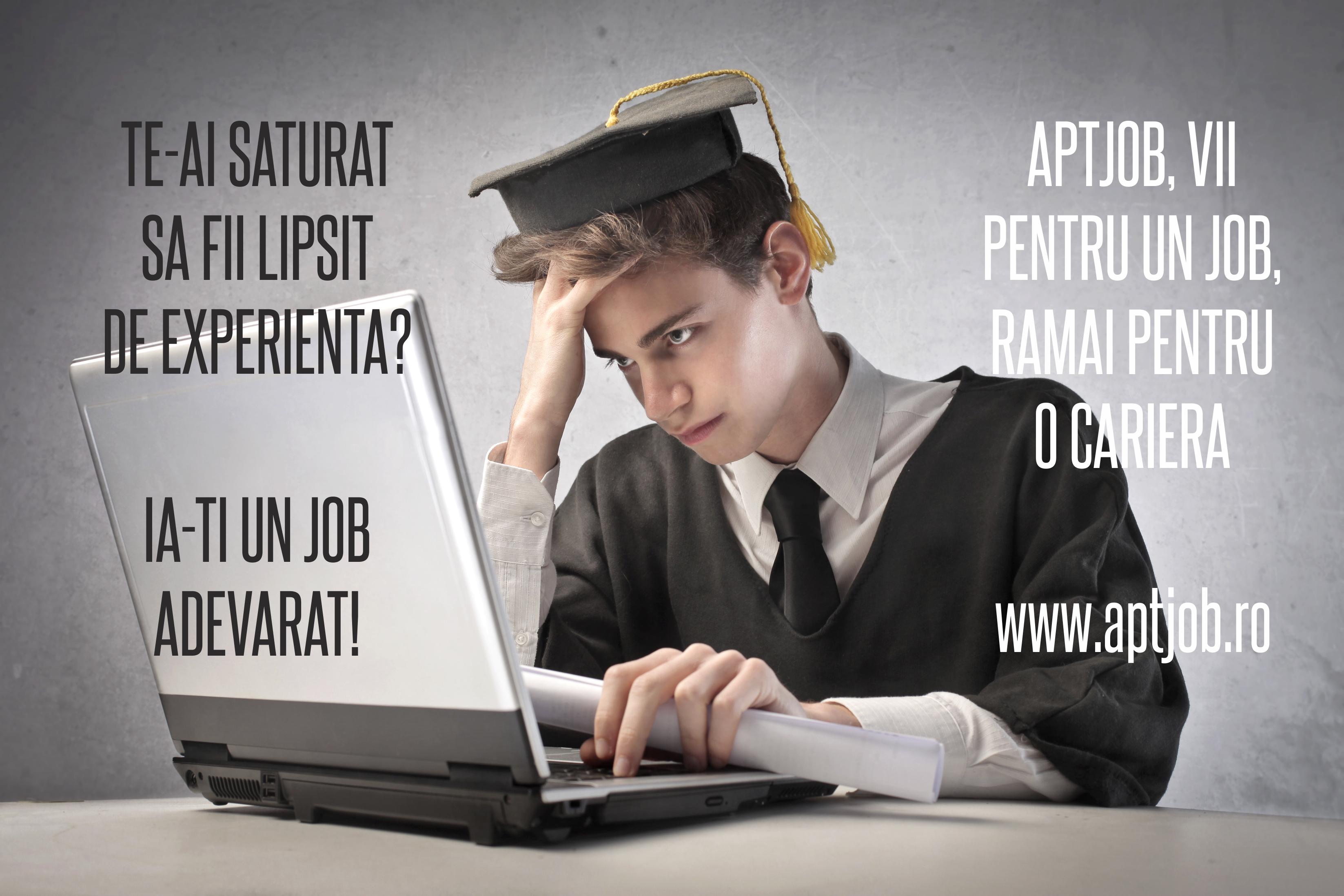 AptJob.ro – Un site de joburi bine plătite!