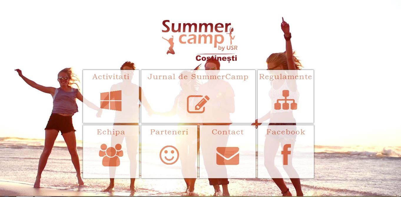 Peste 6000 de tineri fac sport vara aceasta la Costinești