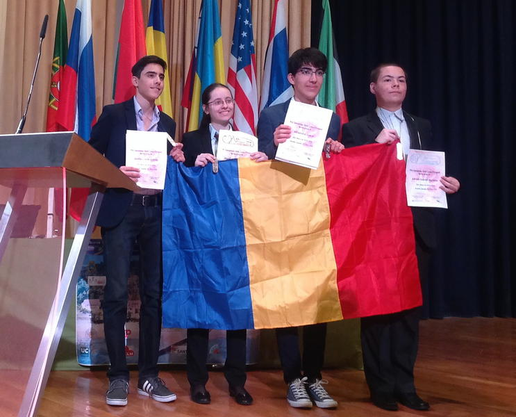 Elevii români au obținut trei medalii de argint și o medalie de bronz la Olimpiada Internațională de Științe ale Pământului