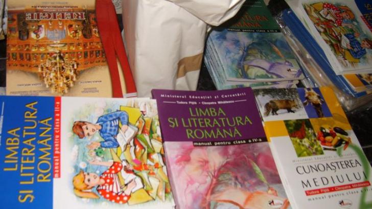Ministerul Educației a finalizat reevaluarea ofertelor de manuale școlare