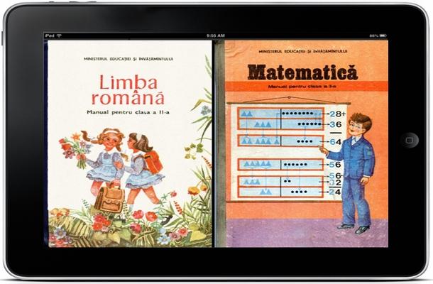 De azi, învățătorii trebuie să aleagă noile manuale digitale pentru clasele I și a II-a