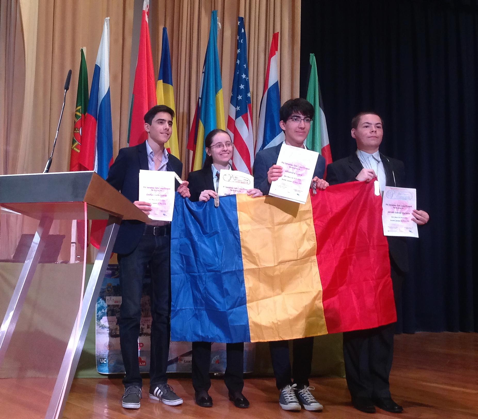 Ei ne-au făcut să fim mândri că suntem români: cine sunt elevii care și-au spulberat concurența la olimpiadele internaționale din 2014