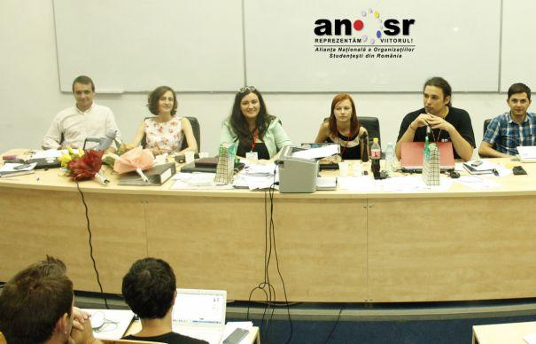 Studenții critică decizia Guvernului de a emite o nouă Ordonanță de Urgență pentru modificarea Legii Educației