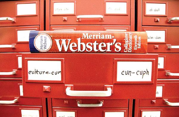 Cultură – cel mai căutat cuvânt în dicționarul Merriam-Webster în 2014