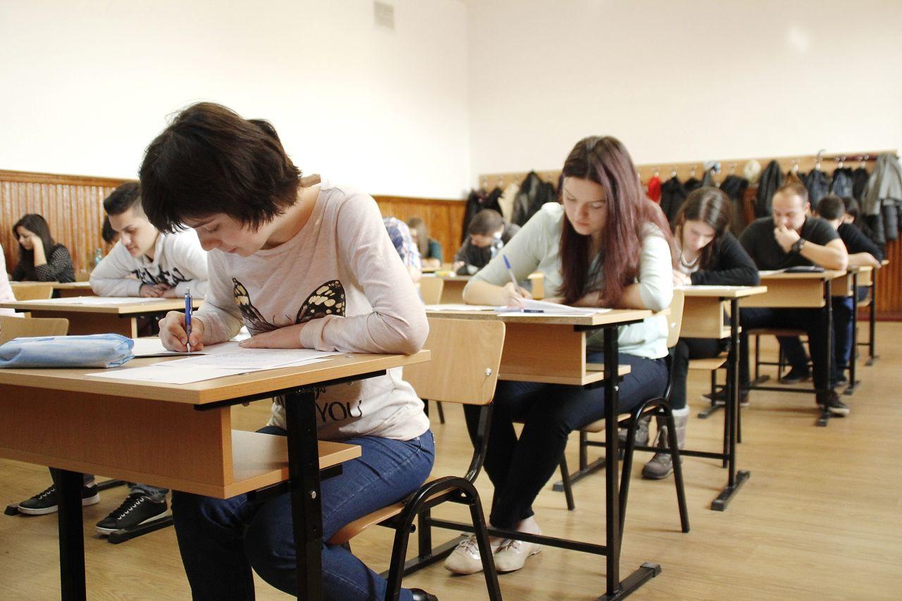 Au fost publicate modelele de subiecte pentru examenul de bacalaureat