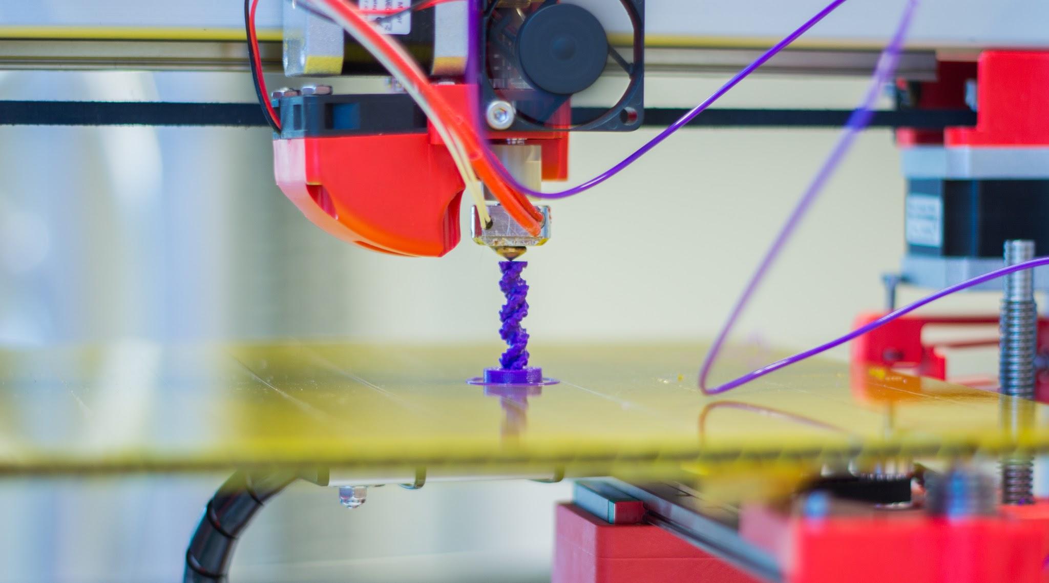 Ministerul Educației susține 3D Printing în școală