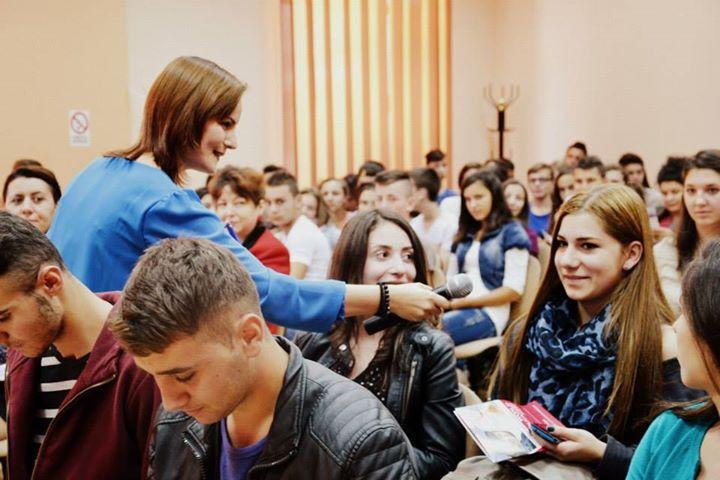 Conferințele practice pentru tineri Bookland Evolution – pentru cei care vor schimba lumea
