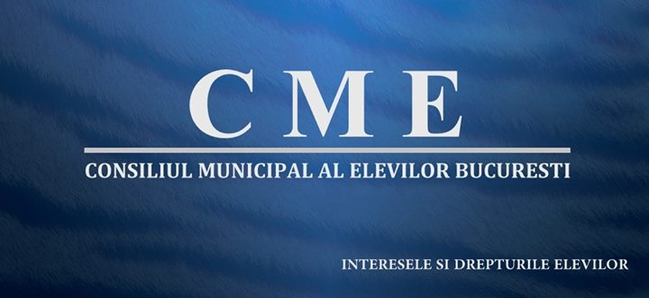 Elevii își aleg liderii, în Consiliul Municipal al Elevilor București