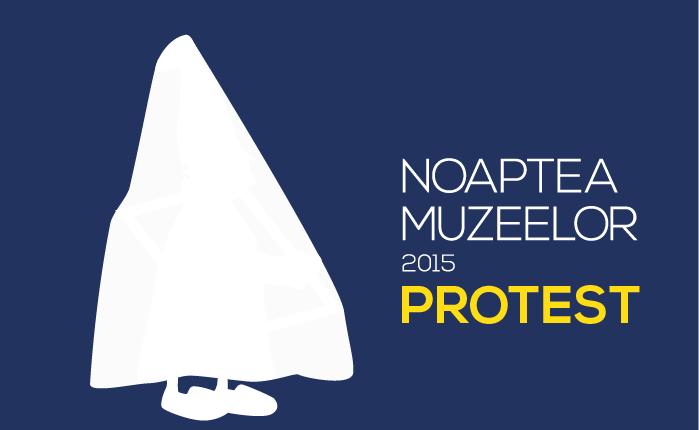 Protest inedit la Noaptea Muzeelor: O piesă valoroasă din fiecare instituție, acoperită cu o pânză