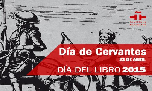 """""""Săptămâna Cervantes"""", la București, cu prilejul Zilei Mondiale a Cărții și a Drepturilor de Autor"""