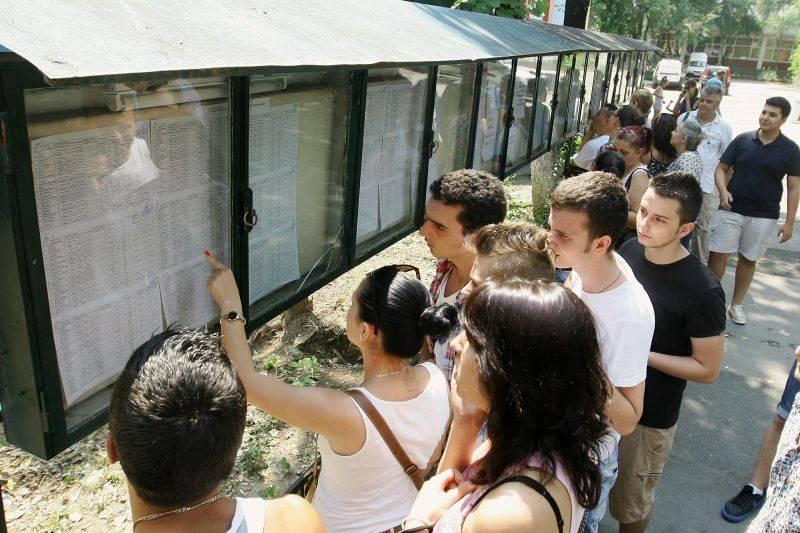 Rezultate Bacalaureat 2015: Peste 66% dintre elevi au promovat