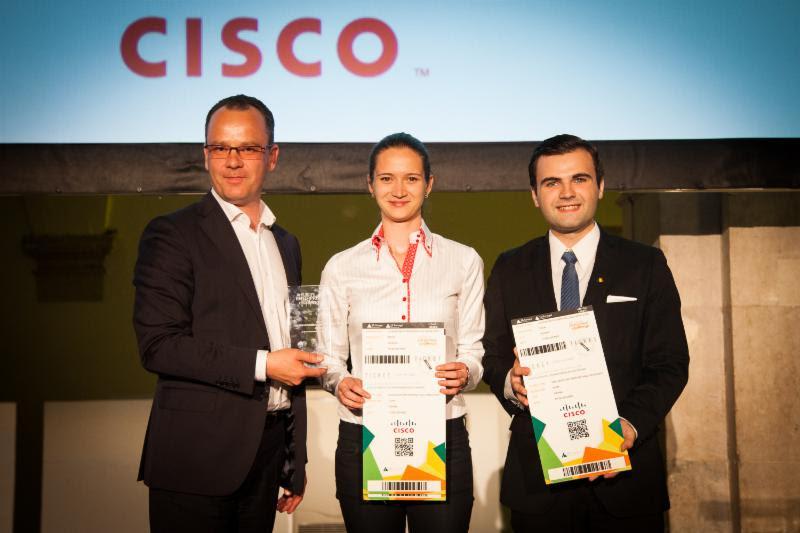 Start-up-ul romanesc VisionBot, premiat în cadrul competiției europene de antreprenoriat de la Lisabona
