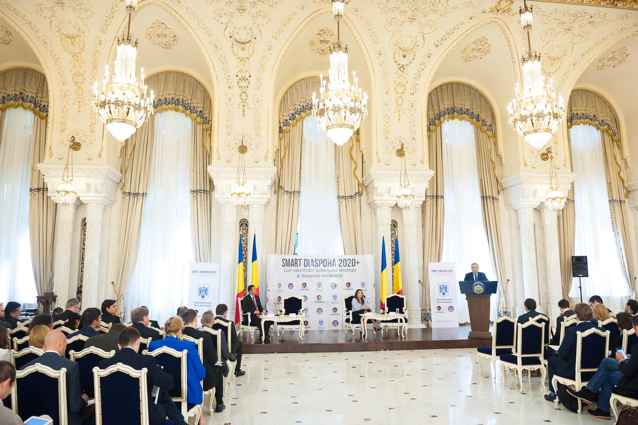 Experți români din țară și străinătate găsesc soluții pentru valorificarea potențialului strategic al diasporei românești