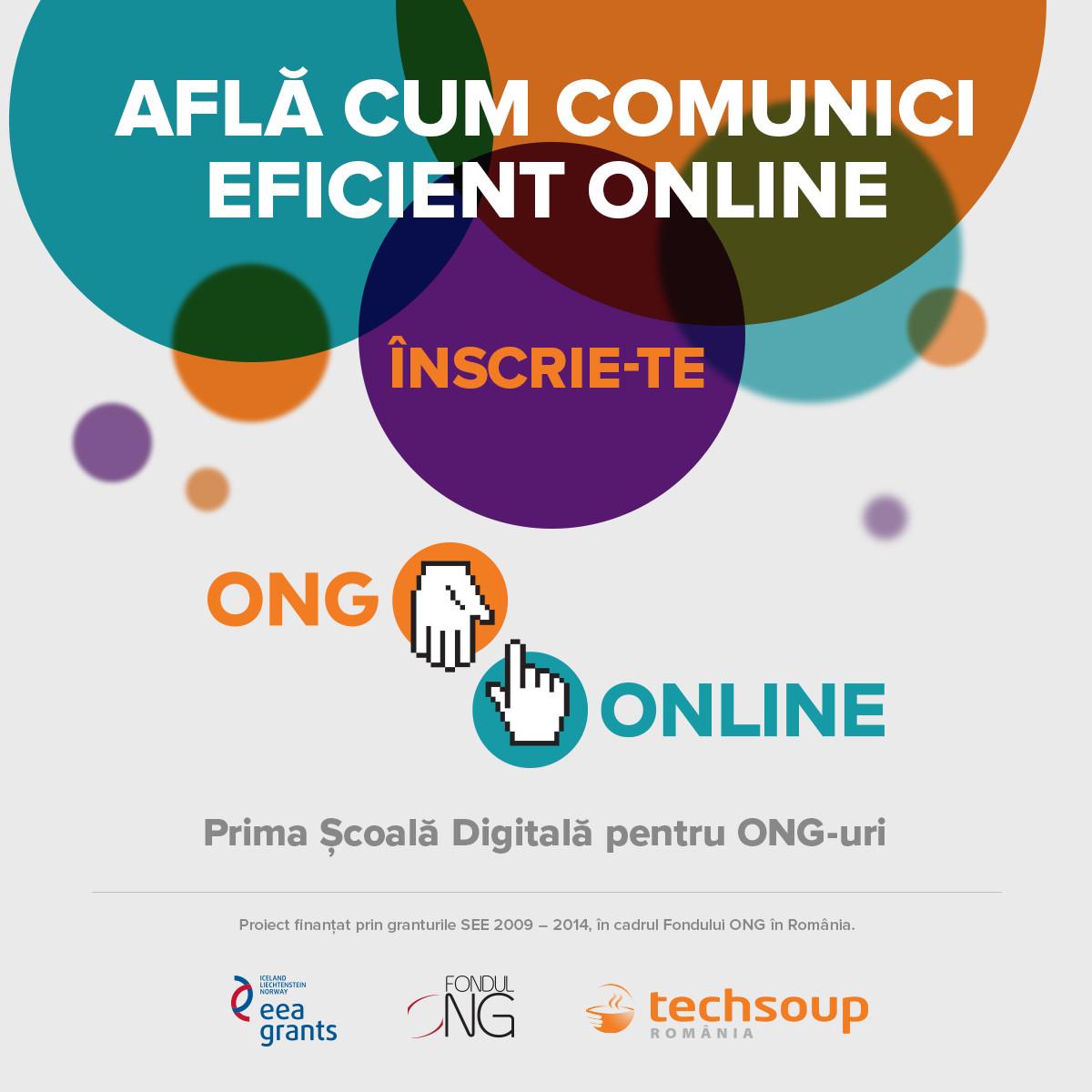 Asociația TechSoup România lansează prima Școala Digitală pentru ONG-uri