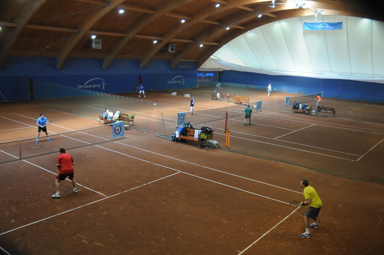 375 de echipe, număr record la România Joacă Tenis la Dublu