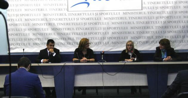 Gabriela Szabo a predat mandatul de ministru către Elisabeta Lipă