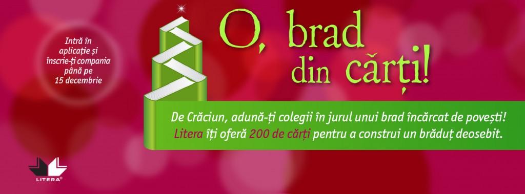 O, brad din Carti 2015